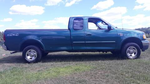 2000 Ford F-150 for sale at Parkway Auto Exchange in Elizaville NY