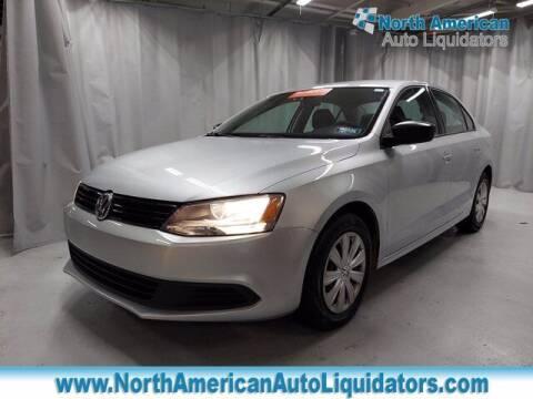 2013 Volkswagen Jetta for sale at North American Auto Liquidators in Essington PA