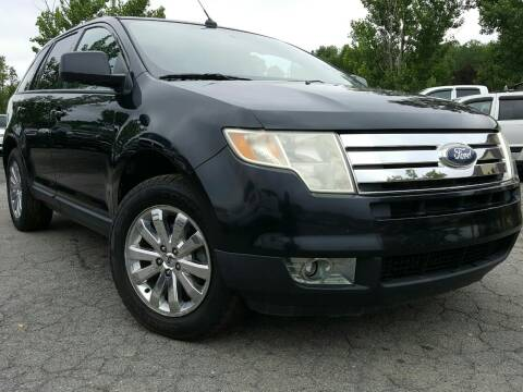 2007 Ford Edge for sale at GLOVECARS.COM LLC in Johnstown NY