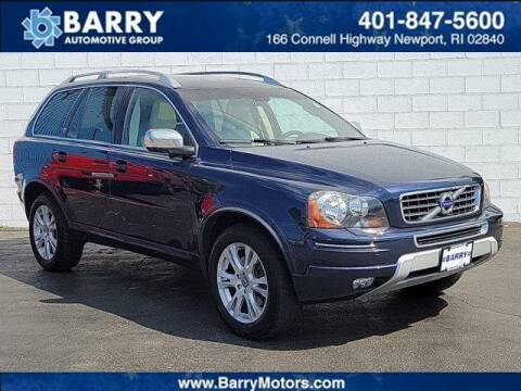 2014 Volvo XC90 for sale at BARRYS Auto Group Inc in Newport RI