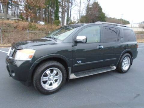 2008 Nissan Armada for sale at Atlanta Auto Max in Norcross GA