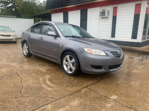 2004 Mazda MAZDA3 for sale at C & P Autos, Inc. in Ruston LA
