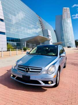 2008 Mercedes-Benz R-Class for sale at Supreme Auto Sales in Chesapeake VA