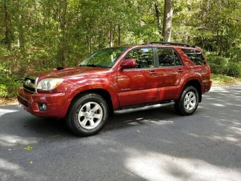 2008 Toyota 4Runner for sale at US 1 Auto Sales in Graniteville SC