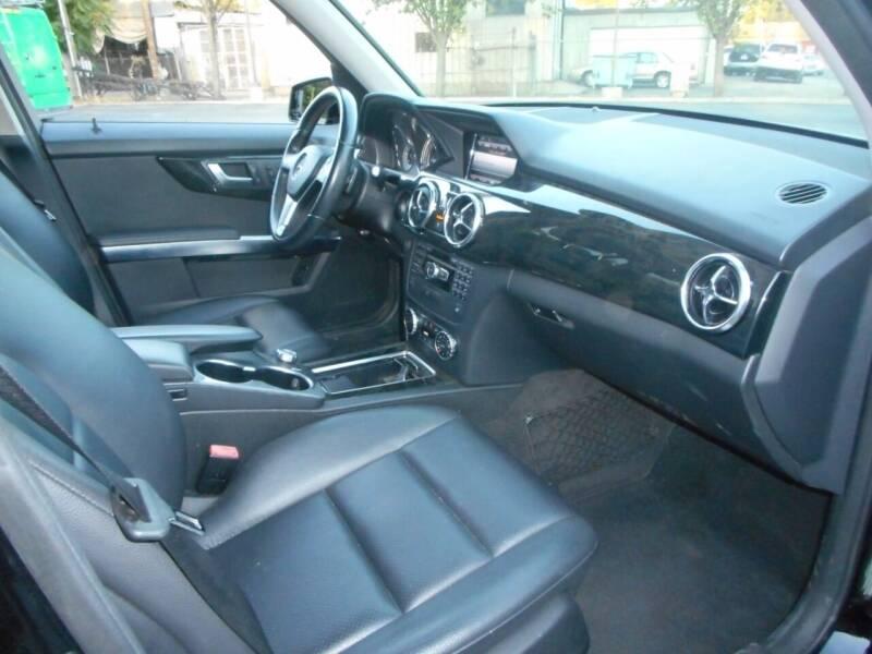 2013 Mercedes-Benz GLK AWD GLK 250 BlueTEC 4MATIC 4dr SUV - Roseville CA