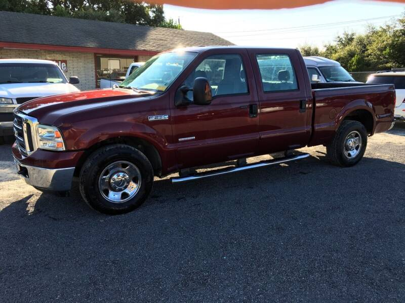 2006 Ford F-250 Super Duty for sale at M&M Auto Sales 2 in Hartsville SC