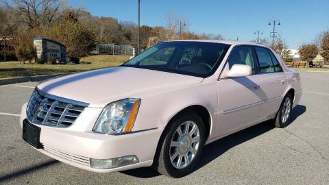 2010 Cadillac DTS for sale at Nationwide Auto in Merriam KS