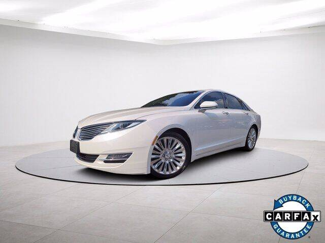 2016 Lincoln MKZ for sale at Carma Auto Group in Duluth GA
