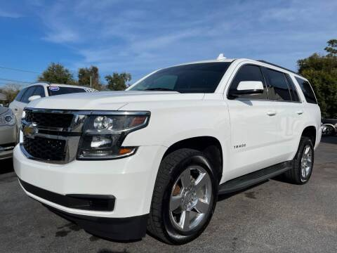 2015 Chevrolet Tahoe for sale at Upfront Automotive Group in Debary FL