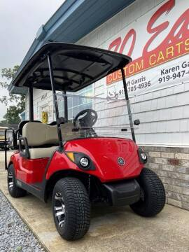 2018 Yamaha AC POWER TECH - DRIVE 2 for sale at 70 East Custom Carts LLC in Goldsboro NC