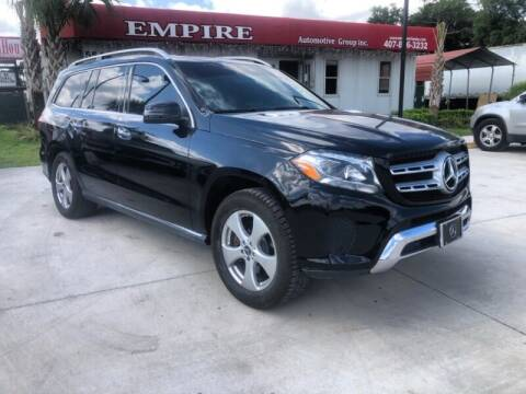 2013 Mercedes-Benz GL-Class for sale at Empire Automotive Group Inc. in Orlando FL