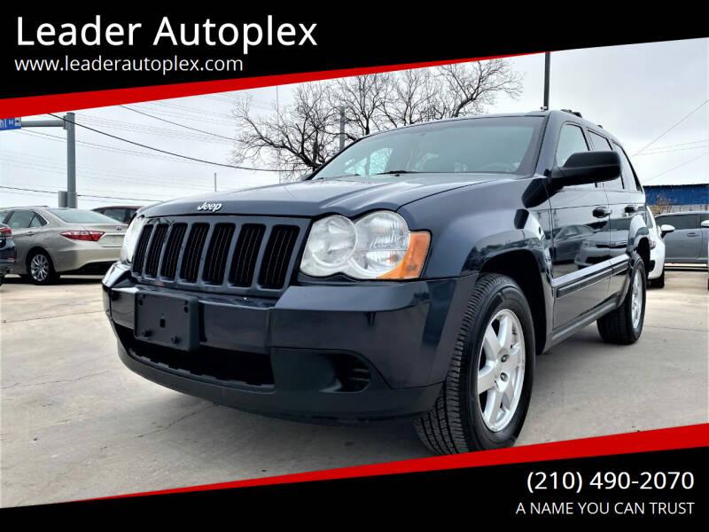 2009 Jeep Grand Cherokee for sale at Leader Autoplex in San Antonio TX