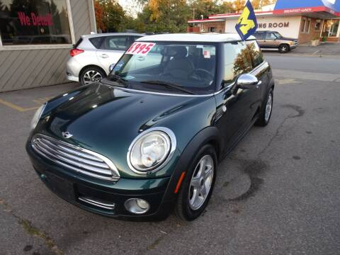 2010 MINI Cooper for sale at Cromax Automotive in Ann Arbor MI