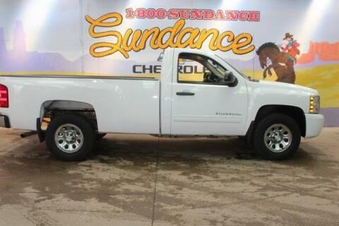 2010 Chevrolet Silverado 1500 for sale at Sundance Chevrolet in Grand Ledge MI