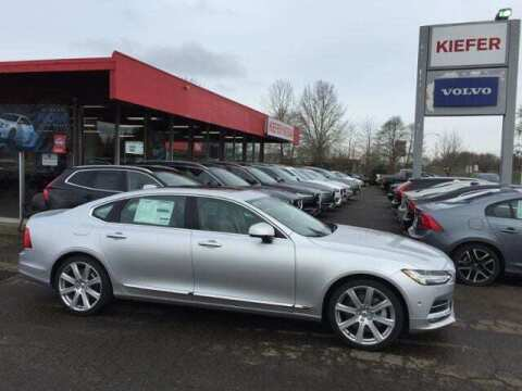 2018 Volvo S90 for sale at Kiefer Nissan Budget Lot in Albany OR