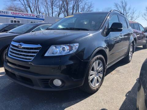 2010 Subaru Tribeca for sale at Top Line Import of Methuen in Methuen MA