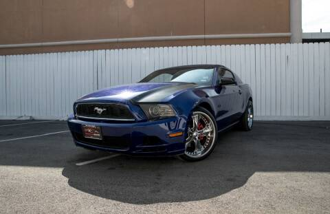 2014 Ford Mustang for sale at Private Club Motors in Houston TX