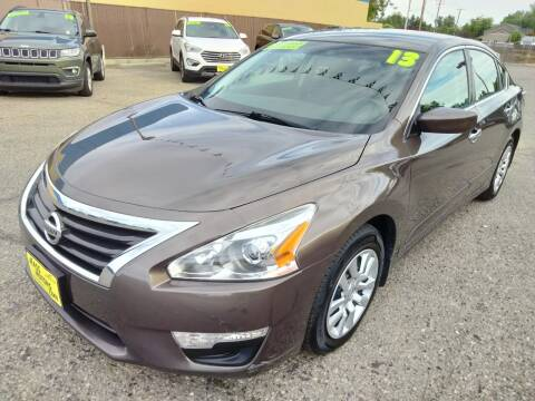 2014 Nissan Altima for sale at M.A.S.S. Motors - MASS MOTORS in Boise ID