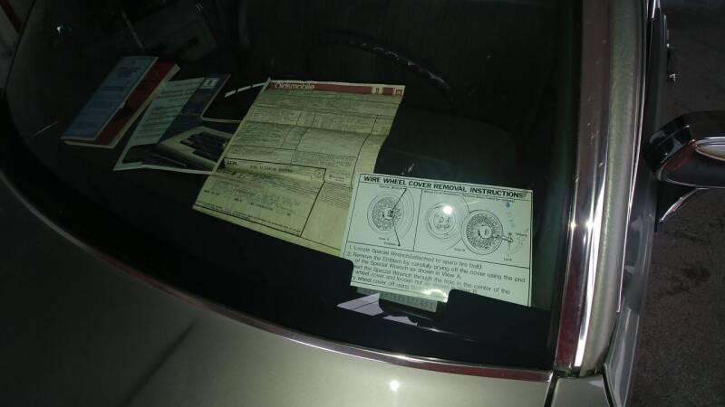 1984 Oldsmobile Delta Eighty-Eight Royale 4dr Sedan - Elizabethton TN