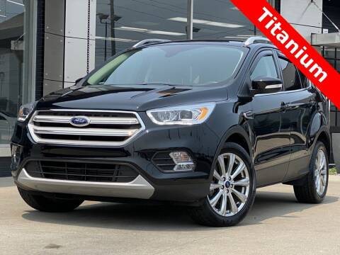 2018 Ford Escape for sale at Carmel Motors in Indianapolis IN