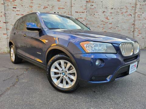 2014 BMW X3 for sale at GTR Auto Solutions in Newark NJ