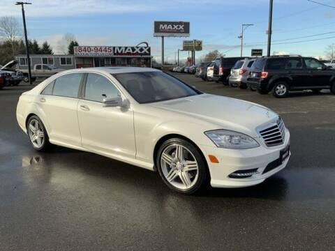 2013 Mercedes-Benz S-Class for sale at Maxx Autos Plus in Puyallup WA