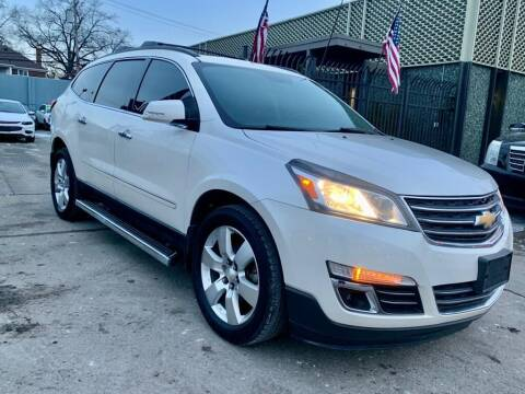 2013 Chevrolet Traverse for sale at Gus's Used Auto Sales in Detroit MI