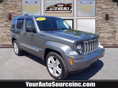 2012 Jeep Liberty for sale at Your Auto Source in York PA