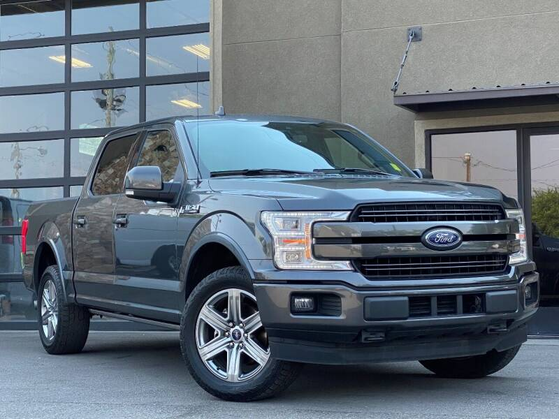 2018 Ford F-150 for sale at Unlimited Auto Sales in Salt Lake City UT