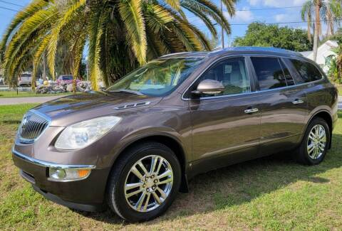 "2008 Buick Enclave for sale at WHEELS ""R"" US 2017 LLC in Hudson FL"