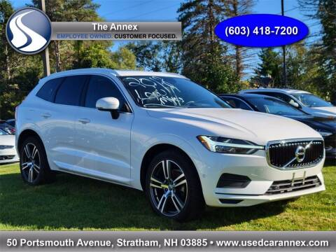 2018 Volvo XC60 for sale at The Annex in Stratham NH