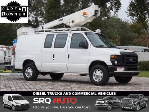 2008 Ford E-Series Cargo for sale at SRQ Auto LLC in Bradenton FL