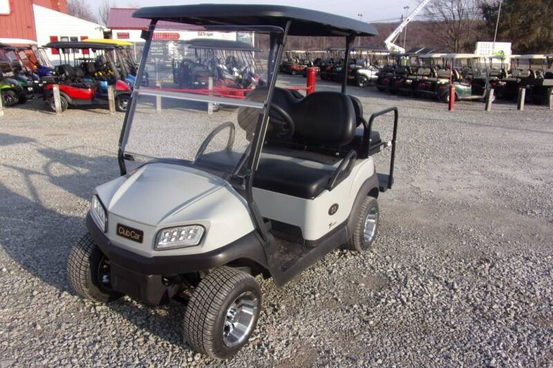 2019 Club Car Golf Cart Tempo 4 Passenger Gas EFI for sale at Area 31 Golf Carts - Gas 4 Passenger in Acme PA