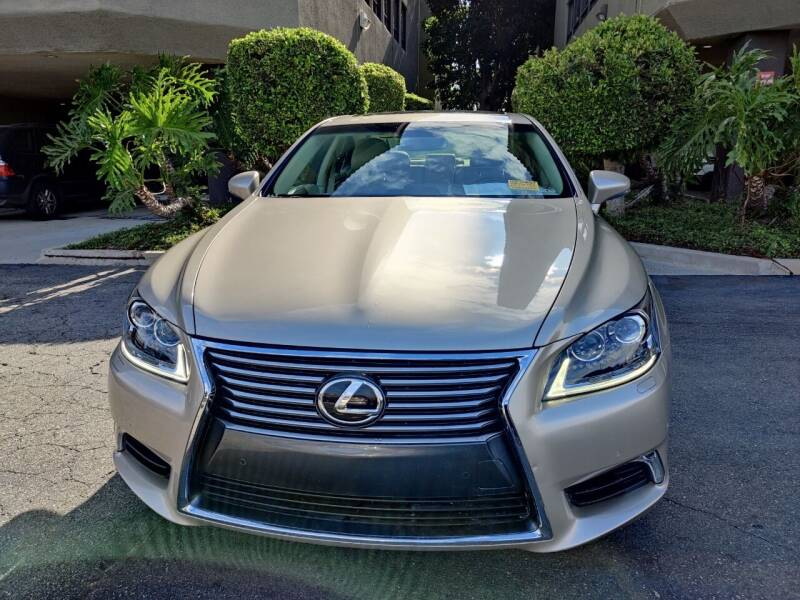 2013 Lexus LS 460 for sale in Harbor City, CA