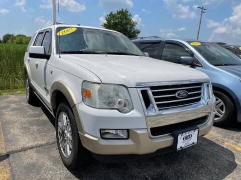 2007 Ford Explorer for sale at Alan Browne Chevy in Genoa IL