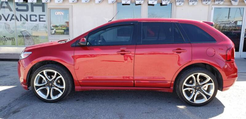 2012 Ford Edge for sale at HomeTown Motors in Gillette WY