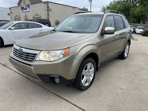 2009 Subaru Forester for sale at T & G / Auto4wholesale in Parma OH