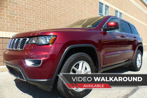 2018 Jeep Grand Cherokee for sale at Macomb Automotive Group in New Haven MI
