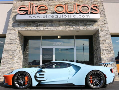 2019 Ford GT for sale at Elite Autos LLC in Jonesboro AR