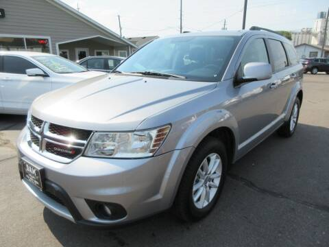 2016 Dodge Journey for sale at Dam Auto Sales in Sioux City IA