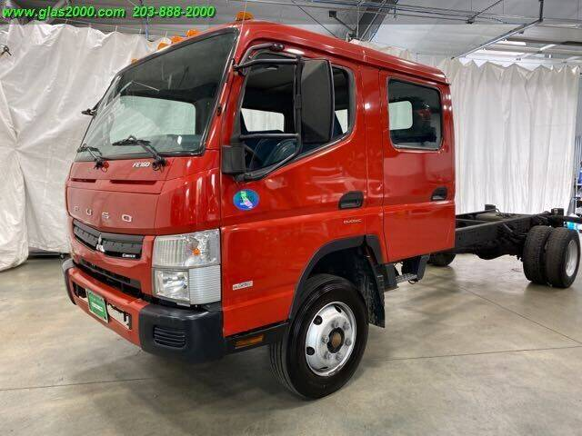 2012 Mitsubishi Fuso FEC72W for sale at Green Light Auto Sales LLC in Bethany CT