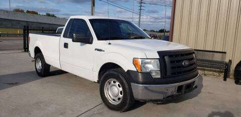 2011 Ford F-150 for sale at Universal Credit in Houston TX