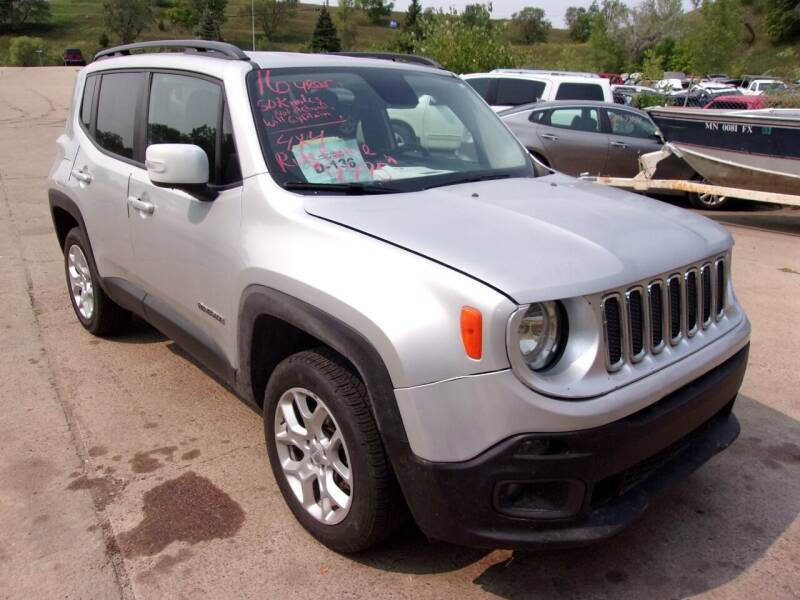 2016 Jeep Renegade for sale at Barney's Used Cars in Sioux Falls SD