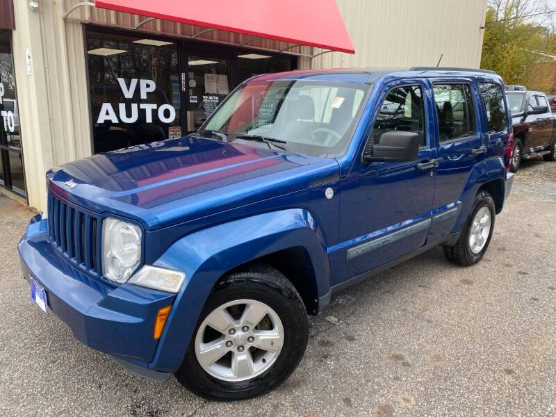 2010 Jeep Liberty for sale at VP Auto in Greenville SC