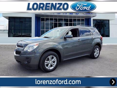 2013 Chevrolet Equinox for sale at Lorenzo Ford in Homestead FL