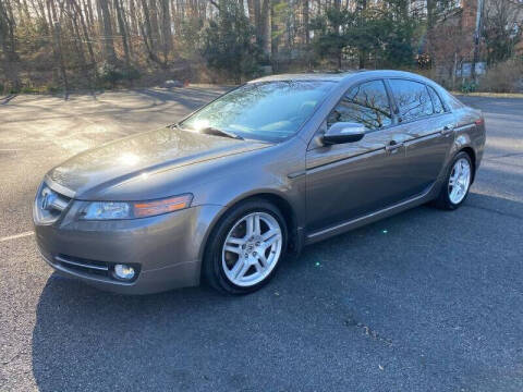 2008 Acura TL for sale at Car World Inc in Arlington VA