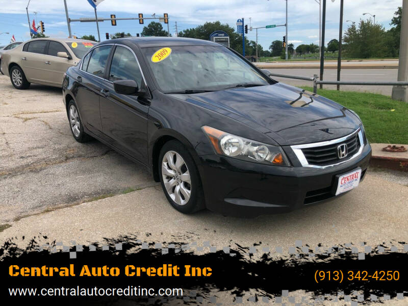 2009 Honda Accord for sale at Central Auto Credit Inc in Kansas City KS
