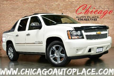 2011 Chevrolet Avalanche for sale at Chicago Auto Place in Bensenville IL