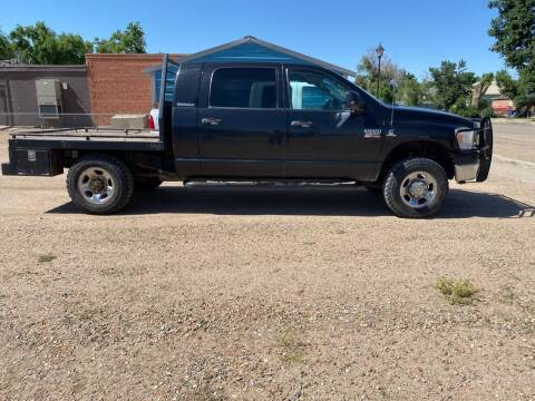 2007 Dodge Ram Pickup 2500 for sale at Chubbuck Motor Co in Ordway CO