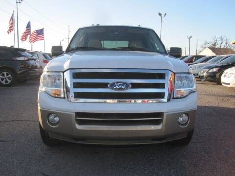 2012 Ford Expedition for sale at T & D Motor Company in Bethany OK